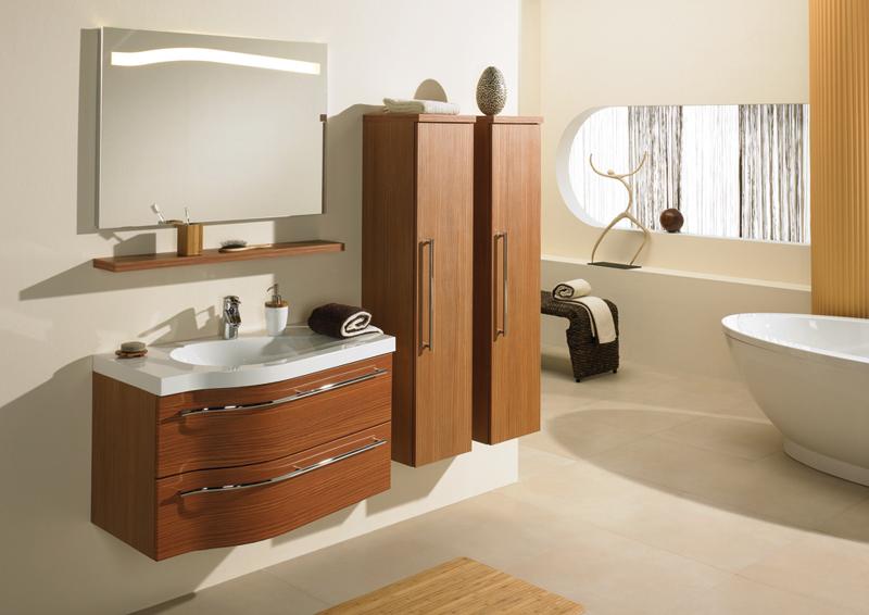 Декоративные стили мебели для ванной
