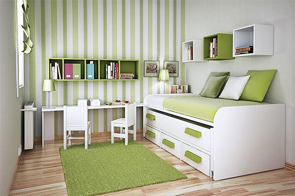 Мебель, необходимая для детской